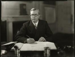 Oliver Frederick George Stanley, by Bassano Ltd - NPG x150996