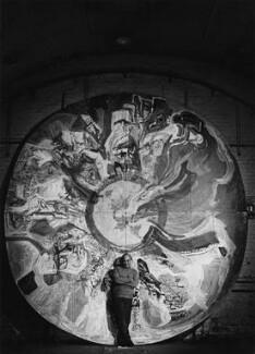 Feliks Topolski, by Godfrey Argent - NPG x166110