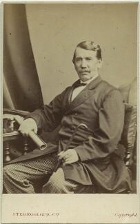 David Livingstone, by London Stereoscopic & Photographic Company - NPG x45980