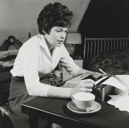 Katharine Elizabeth Whitehorn, by J.S. Lewinski - NPG x128711