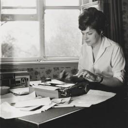 Katharine Elizabeth Whitehorn, by J.S. Lewinski - NPG x128712