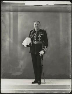 Sir Cyril John Deverell, by Bassano Ltd - NPG x151036