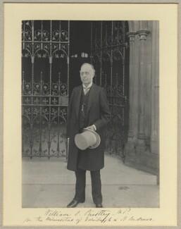 Sir William Overend Priestley, by Benjamin Stone - NPG x34710