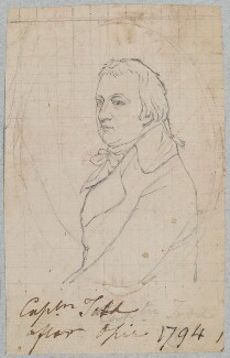 Lovell Todd, by Henry Bone, after  John Opie - NPG D17549