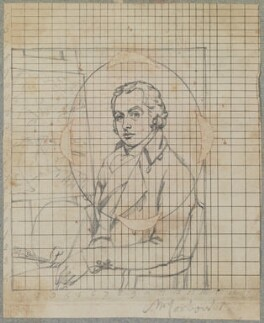 Richard Corbould, probably by Henry Pierce Bone, possibly after  Richard Corbould - NPG D17578