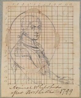 Sir James Hawkins Whitshed, 1st Bt, by Henry Bone, after  James Northcote - NPG D17580