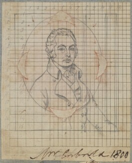 Richard Corbould, probably by Henry Pierce Bone, after  Unknown artist - NPG D17581