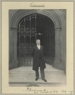 John Edward Redmond, by Benjamin Stone - NPG x35014