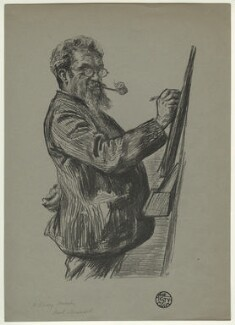 Henry Stacy Marks, after Charles Paul Renouard, published 1900 - NPG D23460 - © National Portrait Gallery, London