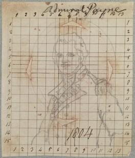 John Willett Payne, by Henry Bone, after  John Hoppner - NPG D17586
