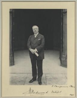 John Edward Redmond, by Benjamin Stone - NPG x35015