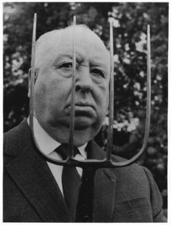 Alfred Hitchcock, by Associated Press - NPG x88146