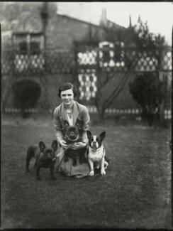 Helen Phyllis Scott (née Atkinson), by Bassano Ltd - NPG x151057
