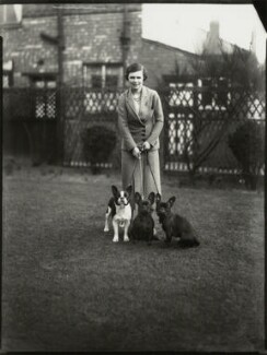 Helen Phyllis Scott (née Atkinson), by Bassano Ltd - NPG x151058