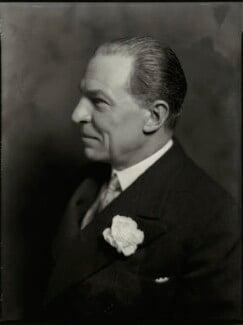 Robert Gilbert Vansittart, Baron Vansittart, by Bassano Ltd - NPG x151067