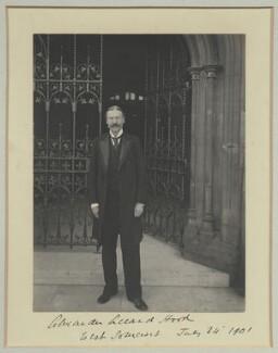 Alexander Fuller-Acland-Hood, 1st Baron St Audries, by Benjamin Stone - NPG x20403