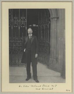 Alexander Fuller-Acland-Hood, 1st Baron St Audries, by Benjamin Stone - NPG x20404