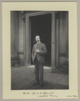 Rowland Winn, 2nd Baron St Oswald, by Benjamin Stone - NPG x35050