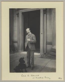 Rowland Winn, 2nd Baron St Oswald, by Benjamin Stone - NPG x35051