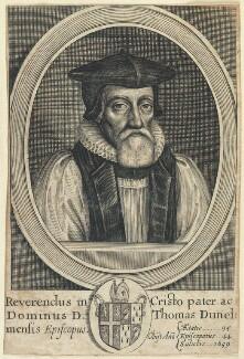 Thomas Morton, by William Faithorne - NPG D22868