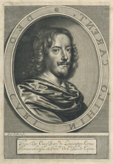 Henry Carey, 2nd Earl of Monmouth, by William Faithorne, published 1656 - NPG D22871 - © National Portrait Gallery, London