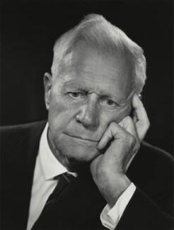 Sir Barnes Wallis, by Godfrey Argent - NPG x15123