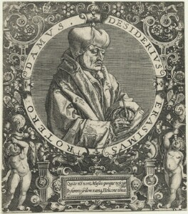 Desiderius Erasmus, after Albrecht Dürer - NPG D23475