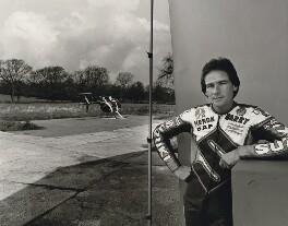 Barry Stephen Frank Sheene, by John Swannell - NPG x25282
