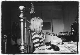 Pauline Boty, by Michael Seymour - NPG x88177