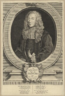 Thomas Barnardiston, by George Bickham the Younger - NPG D23483