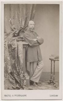 Frederick Richard Pickersgill, by Maull & Polyblank - NPG Ax7574