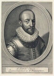 Sir John Ogle, by William Faithorne - NPG D22879