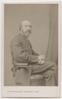 Charles West Cope, by John & Charles Watkins - NPG Ax7575