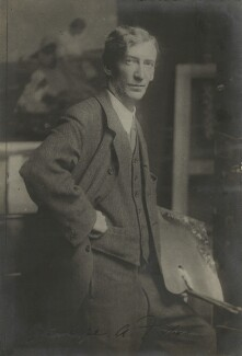 Stanhope Alexander Forbes, by Unknown photographer - NPG x13993