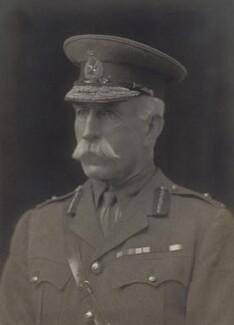 Sir James Milford Sutherland Brunker, by Walter Stoneman - NPG x166179