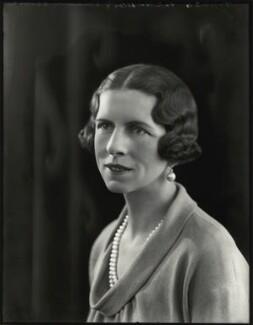 Helen, Queen Mother of Romania (née Princess Helen of Greece), by Bassano Ltd - NPG x151233