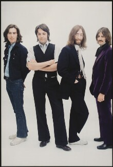 The Beatles (George Harrison; Ringo Starr; Paul McCartney; John Lennon), by Linda McCartney - NPG x128727