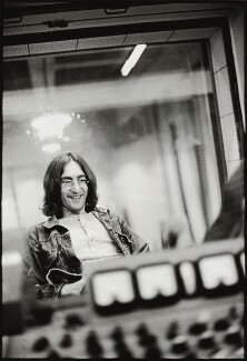 John Lennon, by Linda McCartney - NPG x128730