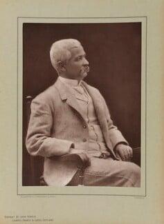 Sir Henry Morton Stanley, by John Fergus, published by  Eglington & Co, published 1890 - NPG Ax5497 - © National Portrait Gallery, London