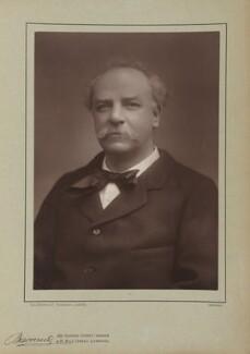 Sir Charles Santley, by Herbert Rose Barraud, published by  Eglington & Co - NPG Ax5509