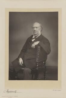 John Walter, by Herbert Rose Barraud, published by  Eglington & Co - NPG Ax5515