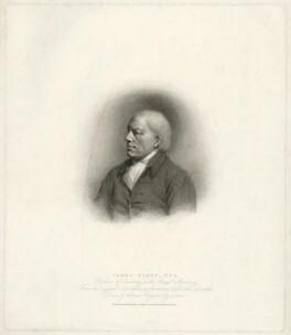 James Barry, by Charles Picart, after  William Evans - NPG D21479