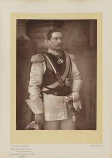 Wilhelm II, Emperor of Germany and King of Prussia, by James Russell & Sons, published by  Eglington & Co - NPG Ax5533
