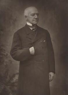 Henry Hawkins, Baron Brampton, by Herbert Rose Barraud, published by  Eglington & Co - NPG Ax5457