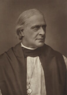 Edward White Benson, by Herbert Rose Barraud, published by  Eglington & Co - NPG Ax5472