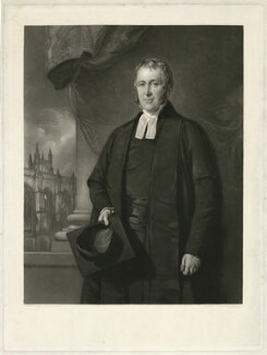 Robert Speccott Barter, by George Raphael Ward, after  Sir Francis Grant - NPG D21483