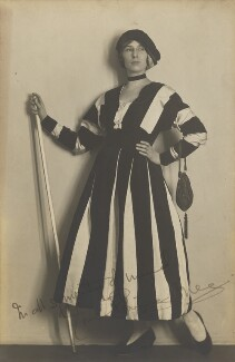 Margaret Morris, by Walter Benington, 1918 - NPG  - © National Portrait Gallery, London