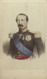 Napoléon III, Emperor of France, by Émile Desmaisons - NPG x28175