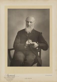 William Thomson, Baron Kelvin, by Herbert Rose Barraud, published by  Eglington & Co - NPG Ax27635