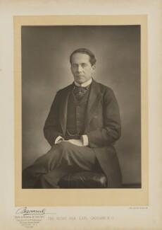 George Henry Cadogan, 5th Earl Cadogan, by Herbert Rose Barraud, published by  Eglington & Co - NPG Ax27639